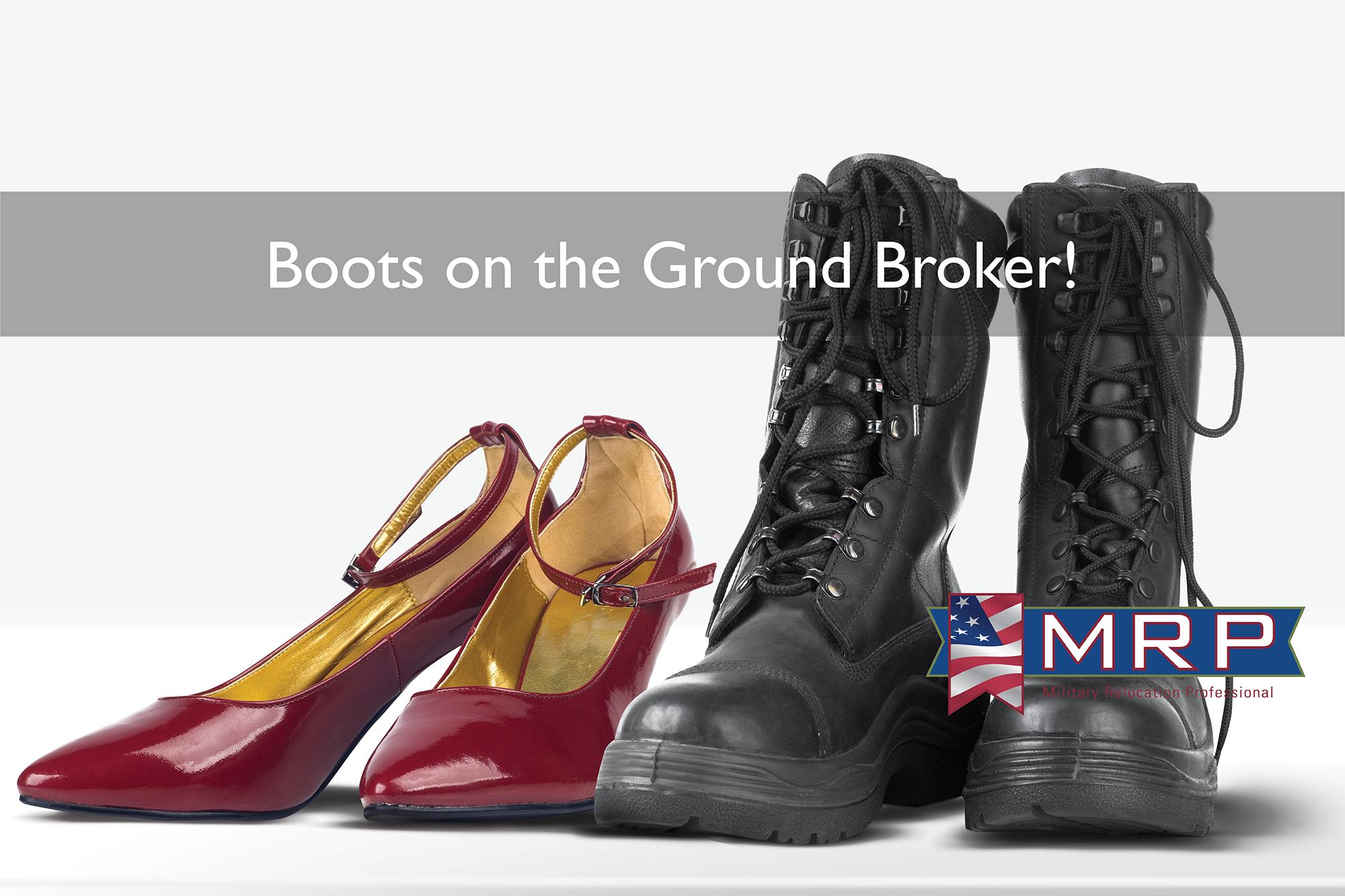 Boots on the Ground Broker MMK Realty Michelle Williams Northern Virginia Real Estate loudoun fairfax arlington alexandria