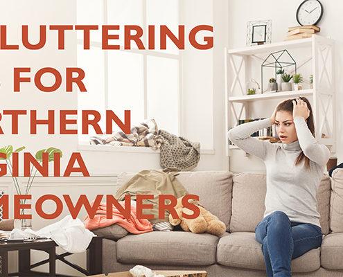 decluttering tips for northern virginia homeowner_mmk realty llc northern virginia real estate