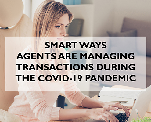 Smart Ways Realtors are Managing Transactions during the COVID-19 Pandemic MMK realty northern virginia real estate