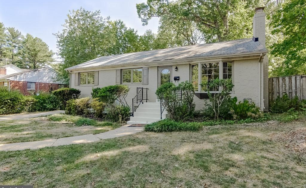 Sold $560,000: 3307 Brush Drive, Falls Church, Va., 22042