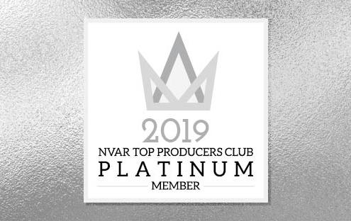 MMK Realty Earns Platinum Top Producer Award