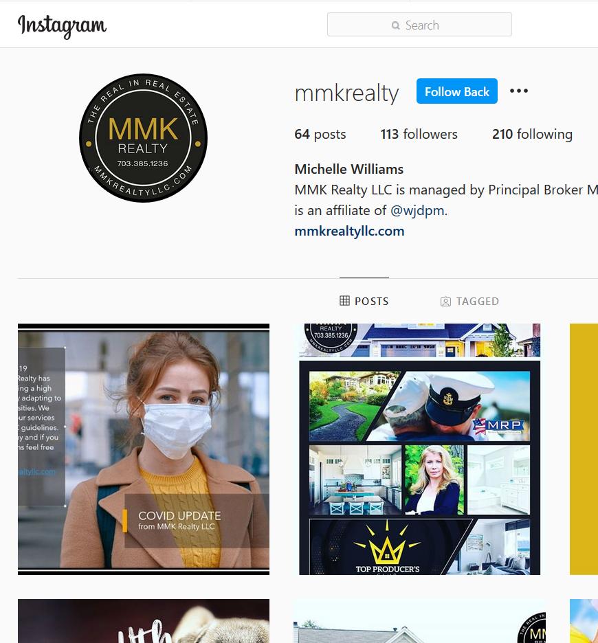 mmk realty instagram