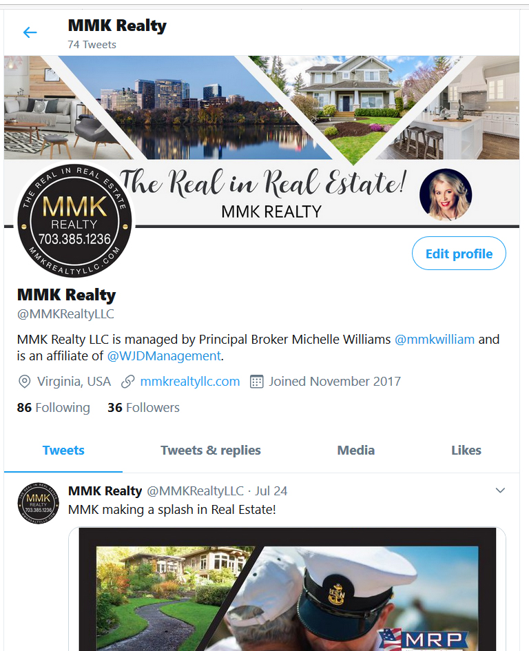 mmk realty on Twitter